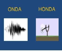 5 Oraciones Con La Palabra Onda Y 5 Con La Palabra Honda