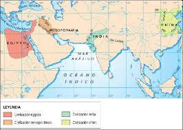 ubica en un mapa de asia los territorios ocupados por mesopotamia
