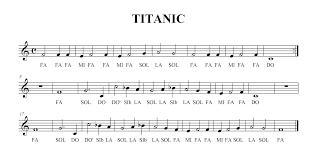 Notas De Flauta Dulce Del Titanicque No Sean Largo Brainly Lat