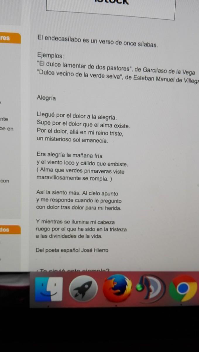 Necesito Un Poema Del Medio Ambiente 3 Estrofas 4 Versos