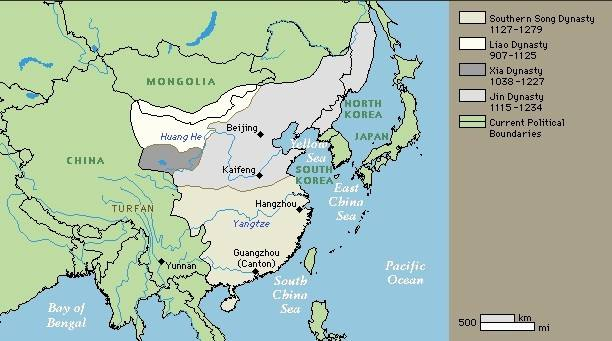 los territorios ocupados por Mesopotania en India eChina  Brainlylat