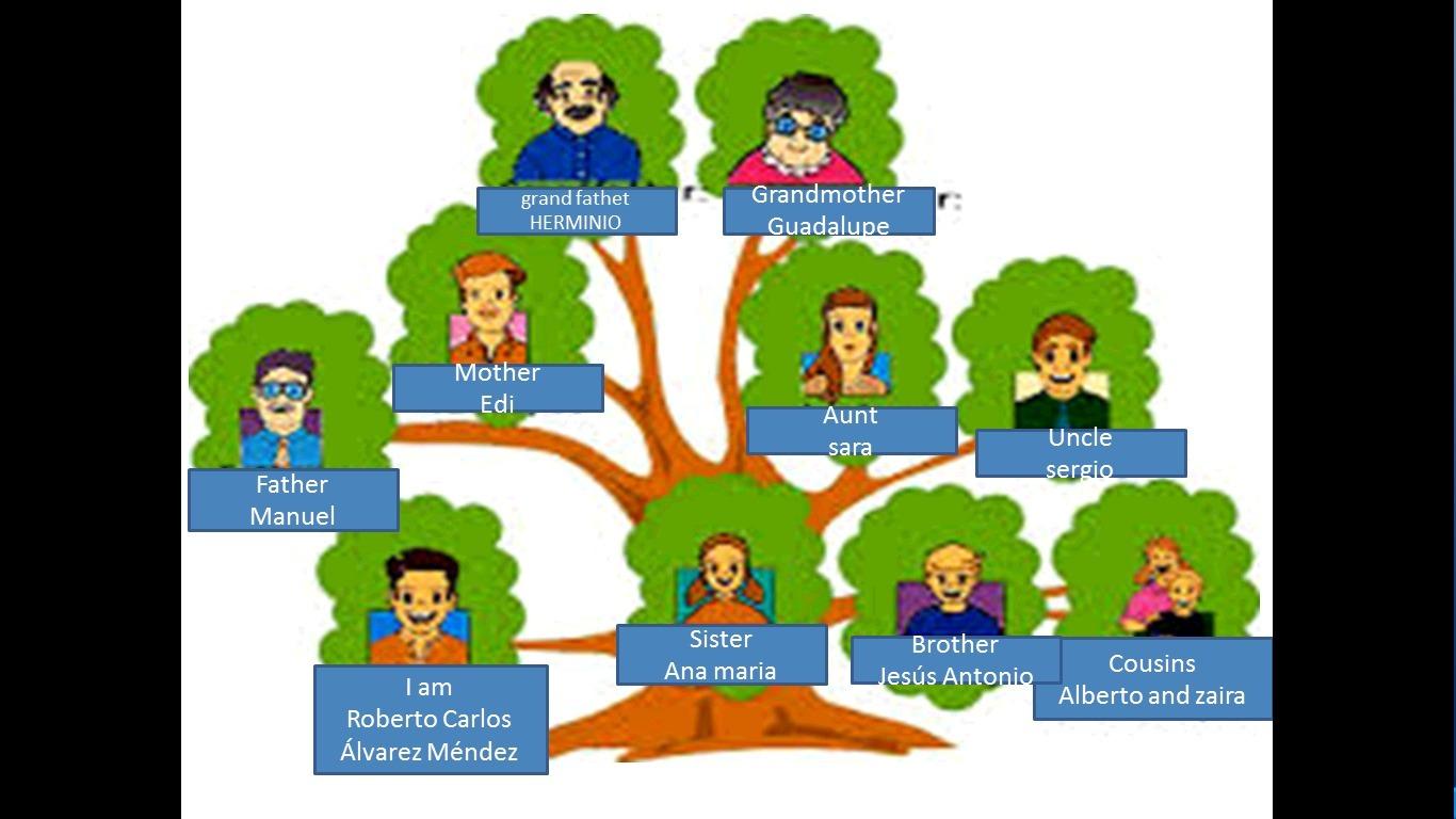Como Puedo Hacer Un árbol Genealógico En Ingles Brainlylat