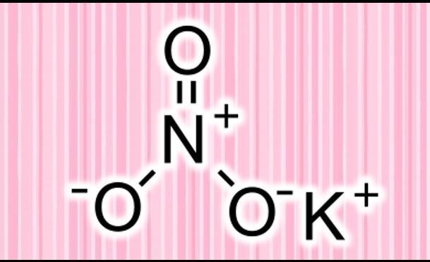 Cúal Es La Carga Formal Del Nitrato De Potasio Kno3 Y Su