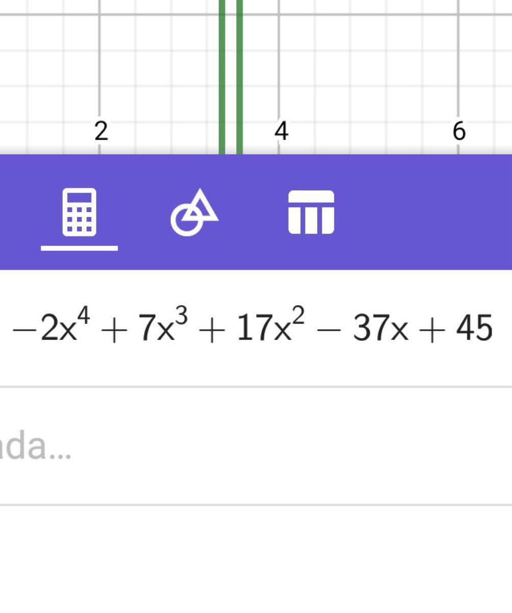 Como puedo resolver esta ecuación de cuarto grado? - Brainly.lat