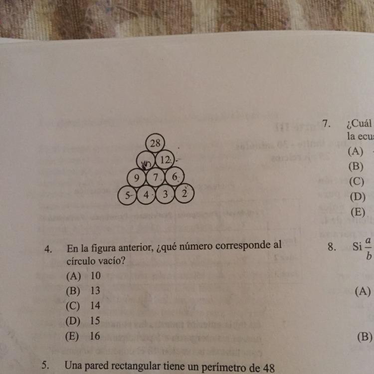 En la figura anterior ¿que número corresponde al círculo  - Brainly.lat 89d8e39c7f
