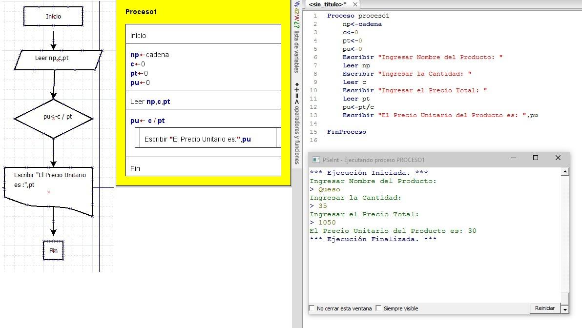 Ayudenme con este algoritmo en pseudocodigo y diagrama de nassi y descarga jpg ccuart Image collections