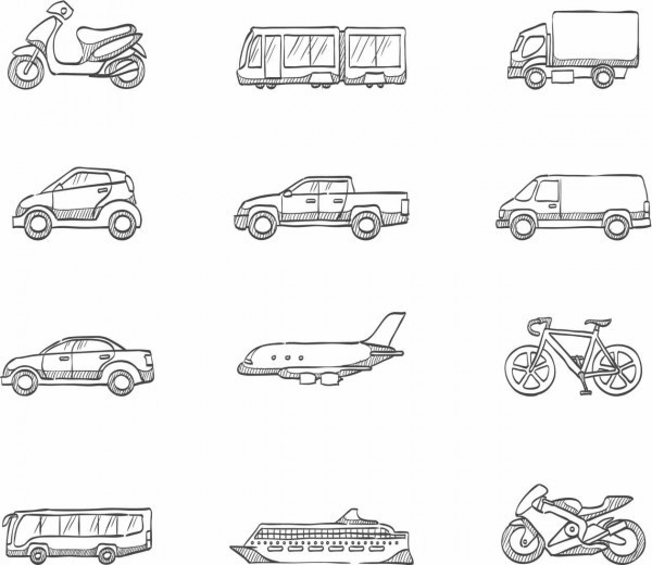 Imagenes De Medios De Transporte Aereos Terrestres Y Acuaticos Para ...