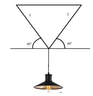 según se se en lámpara muestra del la cuelga Una techo Yg6v7ybf