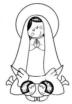 Imagenes De La Virgen De Guadalupe Para Colorear Brainlylat