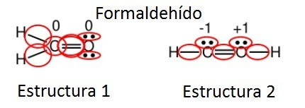 Configuración Electrónica Del Formaldehido Ch2o Brainly Lat