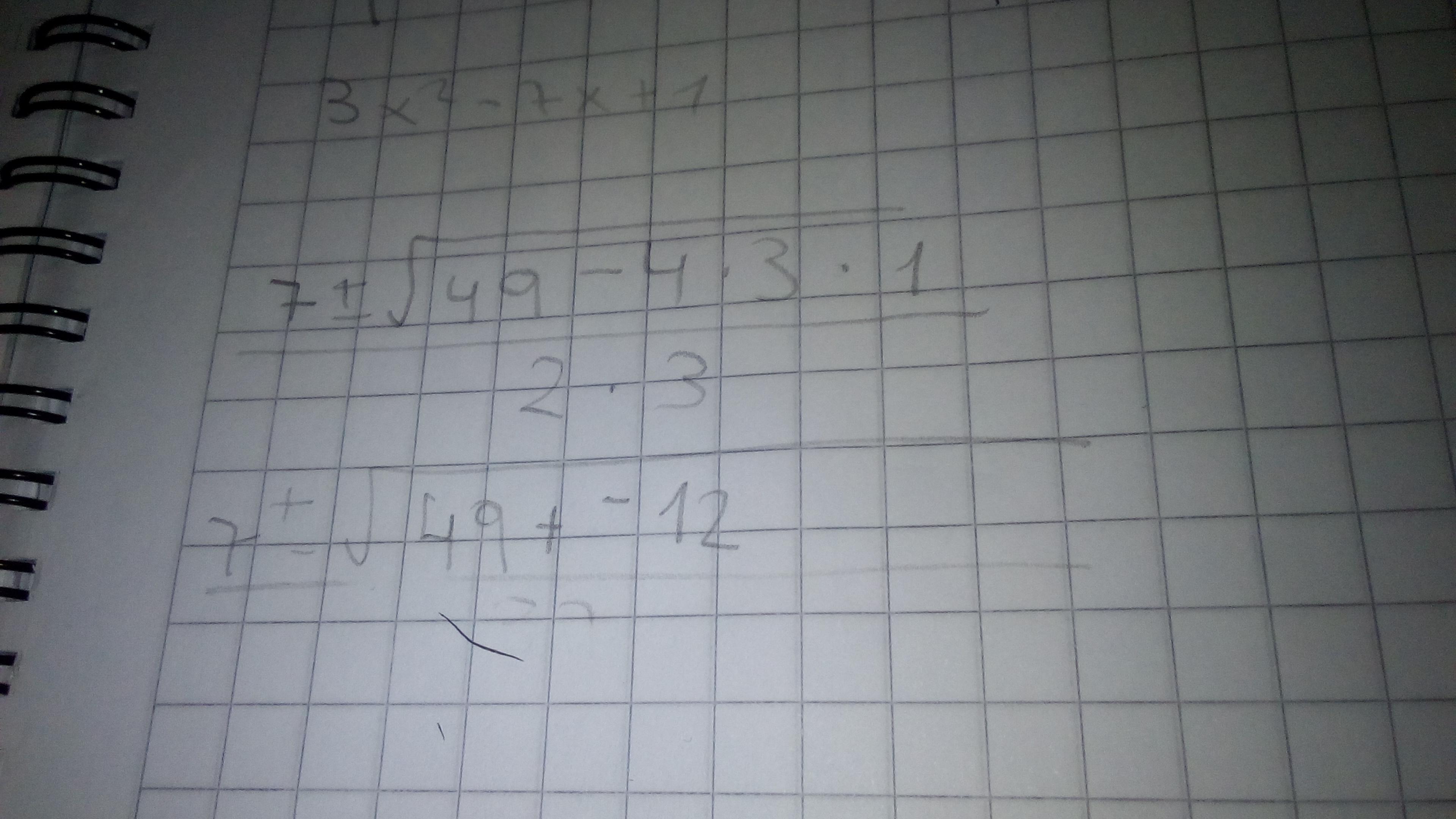 Mi Pregunta Es La Siguiente Yo Multiplique 4x3x1 12 Pero Según La Formula Ya Ay Un Signo Menos Brainly Lat
