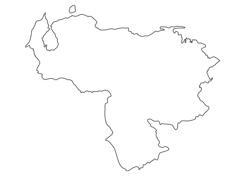 Kleurplaat Kaart Belgie Mapa De Venezuela Para Colorear Ayuda Porfa Brainly Lat