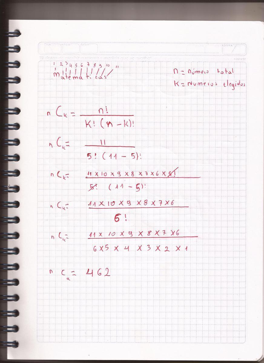 Cuntos Grupos De 5 Letras Se Puede Formar A Partir La Palabra