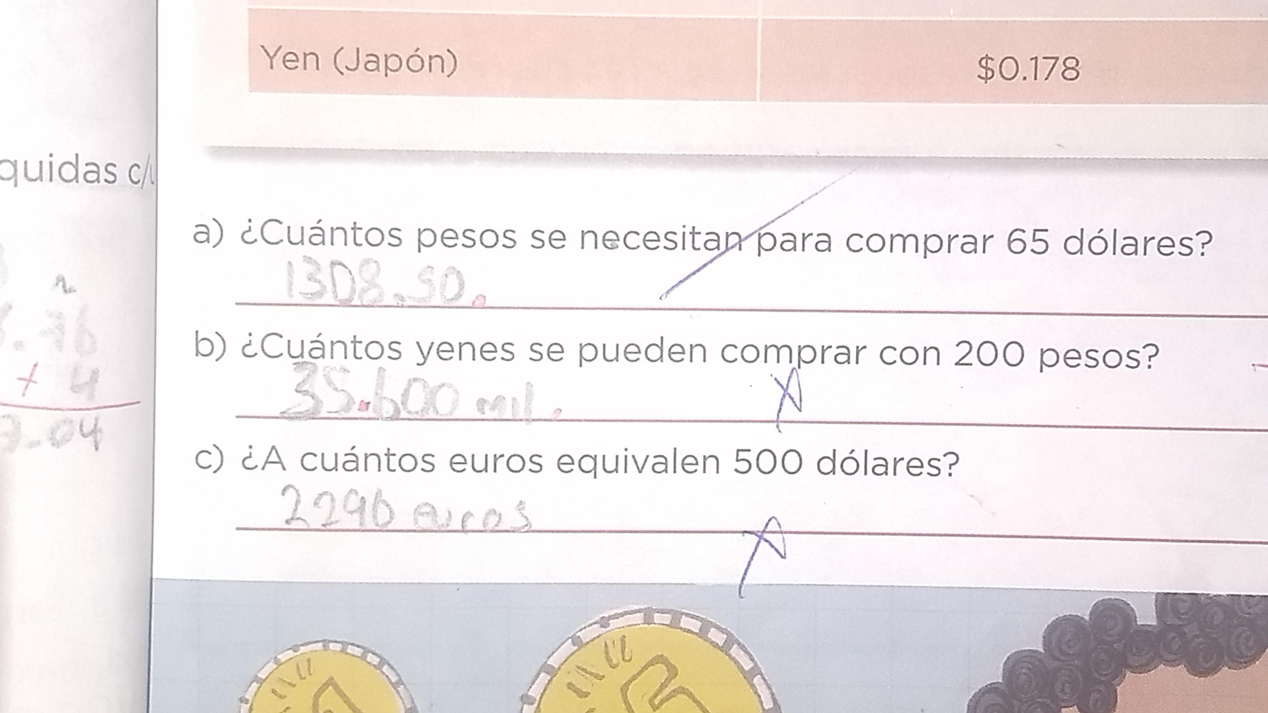 Euros Equivalen 500 Dólares Si El Euro