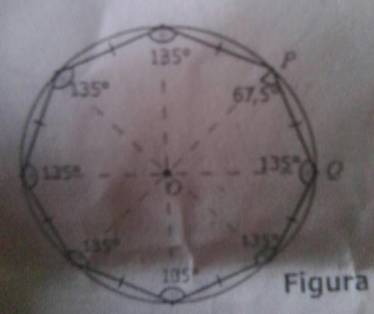 un octágono regular es un polígono de 8 lados y 8 ángulos internos ...