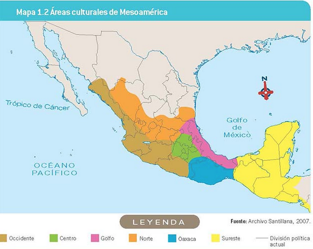 El Arte De Las Culturas Formativas De Mesoamérica: Investiga Qué Culturas Mesoamericanas Pertenecen A Cada