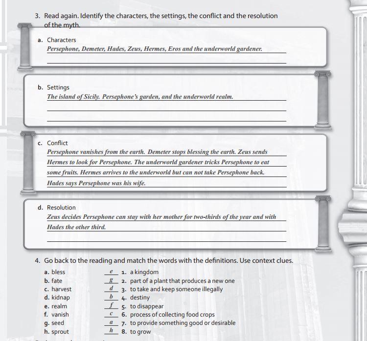 Libro de ingles 1 bachillerato pag #29 blanco y negro