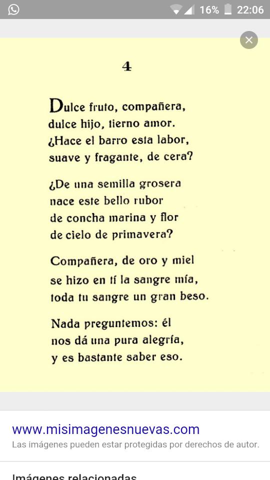 poemas de 4 versos