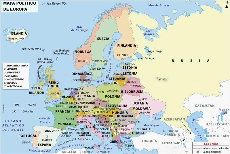 Mapa Actual De Europa Y Asia.25 Nuevo Mapa De Europa Y Asia