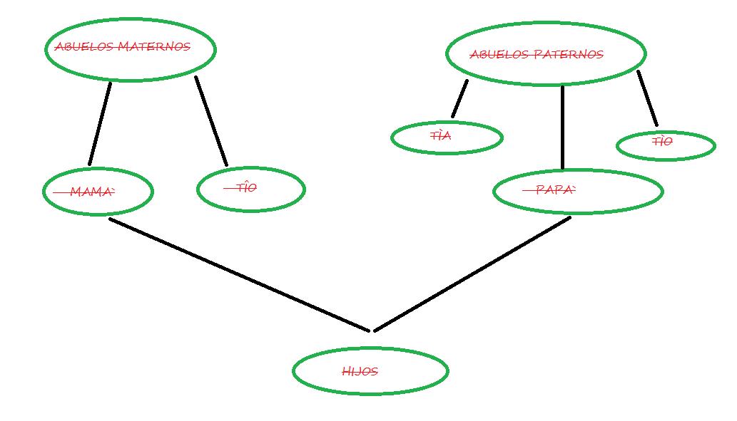 Que Personas Aparecen En Todos Los Arboles Genealogicos Y Cuales No