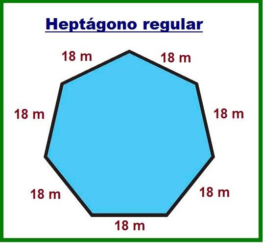 Cuantos lados tiene un heptagono el lado de un hept gono for Cuantos escalones tiene un piso