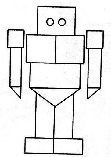 Dibujos Con Figuras Geometricas Muchas Gracias Brainly Lat