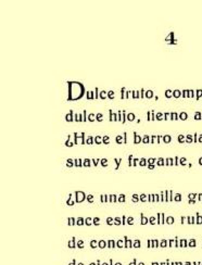 Poema Co 2 Estrofas Poema De 4 Estrofas Y 4 Versos Poemas De 4 Versos Poemas