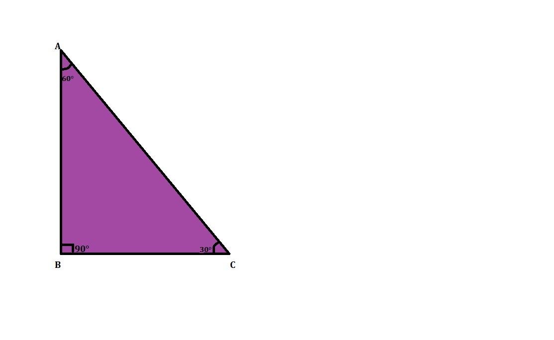 existen triangulos escalenos con un angulo recto , ayuda porfa ...