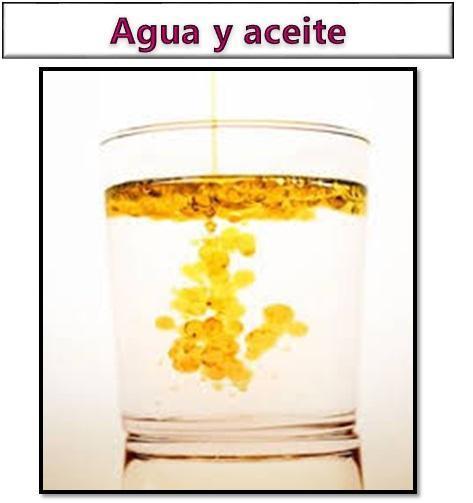 El Agua Y El Aceite Forman Una Mezcla Homogenea O Heterogenea Brainly Lat
